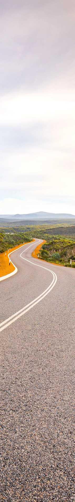 Roam near or far across Australia - Regular