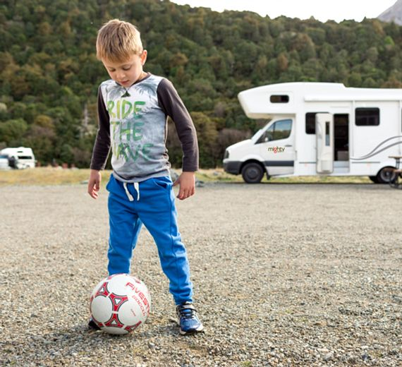 New Zealand Holiday Parks & Local Camping Grounds