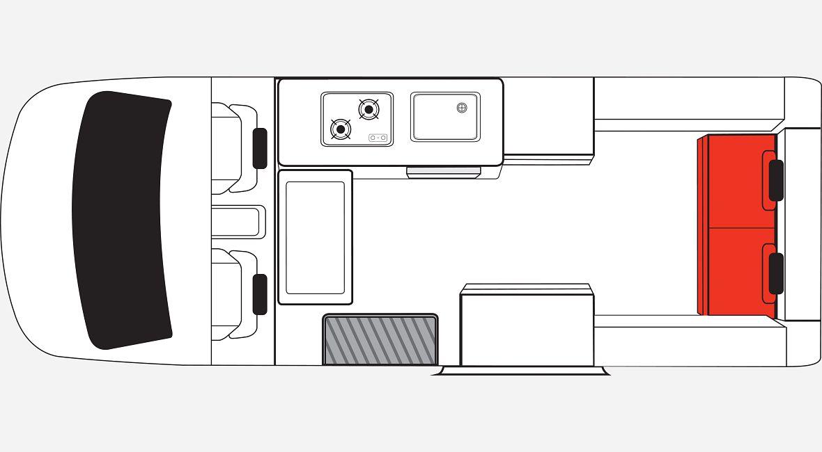 Double Down Day Floor Plan NZ