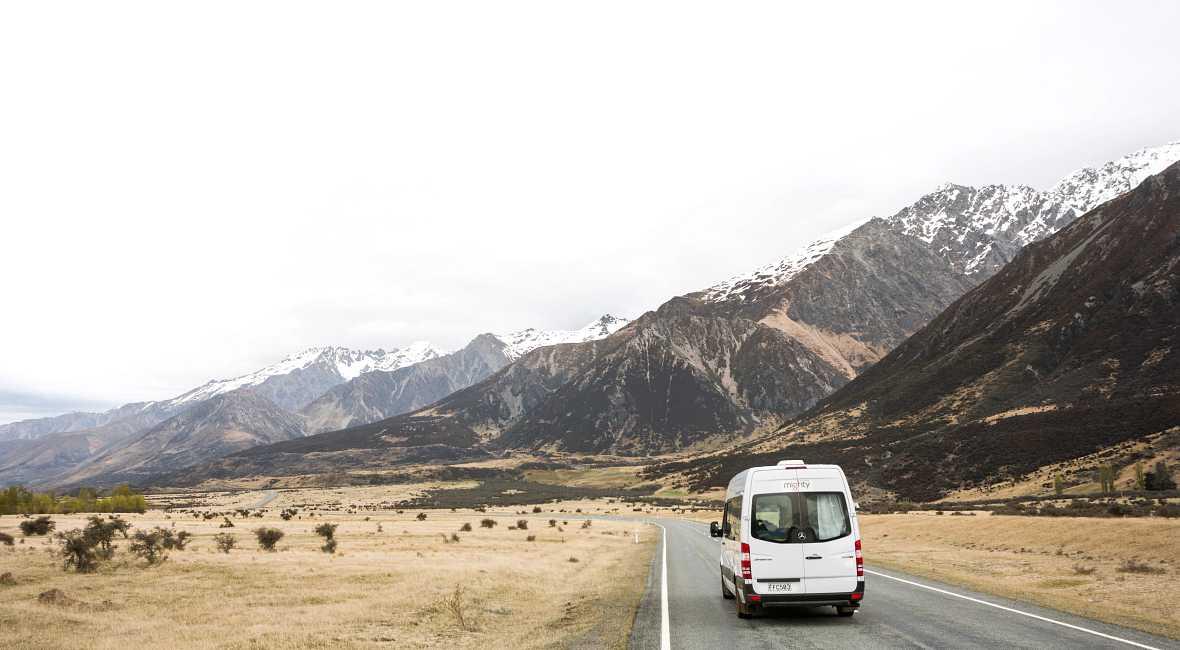 Deuce Exterior driving NZ